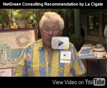 NetGreen Consulting Recommendation by John Mitchell of La Cigale